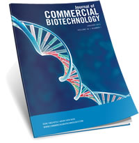 Journal of Commercial Biotechnology Biotechnology Entrepreneurship Bootcamp